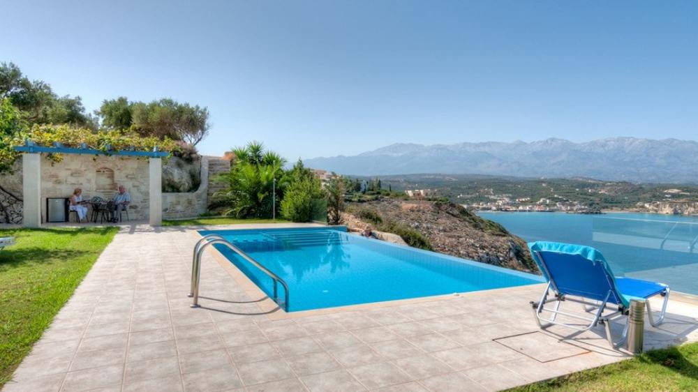 Luxury Family Villa Amor, Plaka, Almyrida, Chania