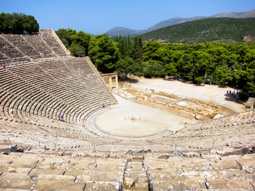 Athens to Argolis family day trip Epidaurus Peloponnese kids love greece activities for families road trip