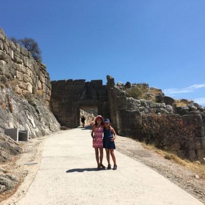 Athens to Argolis Family 1-Day Road Trip