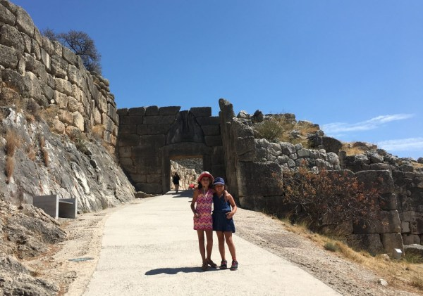 Athens to Argolis Family 1-Day Road Trip