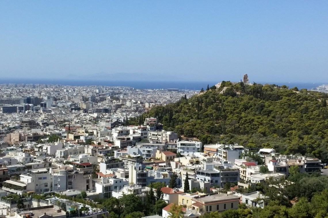 Athens hill tours and hidden areas KidsLoveGreece.com