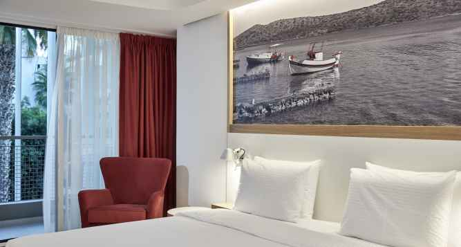Olive Green Eco Friendly Smart Hotel