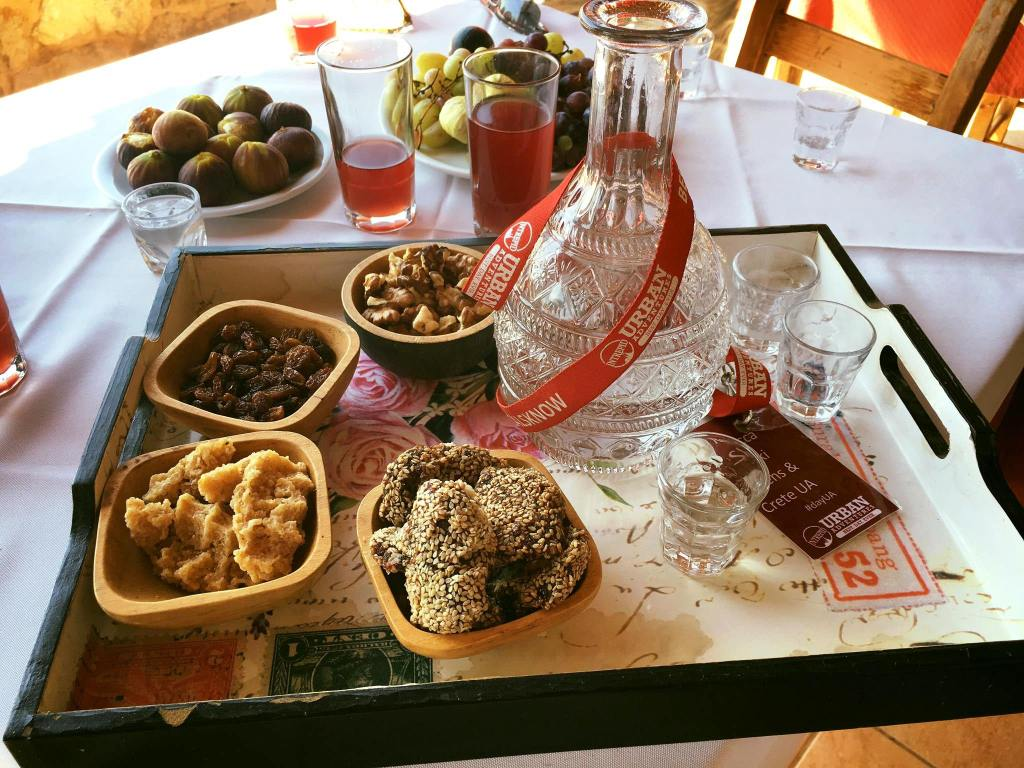 Rethymno Gourmet Trail Family Food Tour kids love greece activities for families Crete gastronomy local tastes