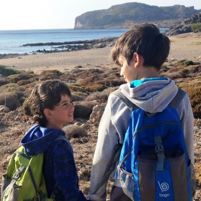 Antiquity and Adventurers Family Tour Chania
