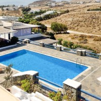 Cosy Family Vacation Maisonette in Kalafatis Mykonos