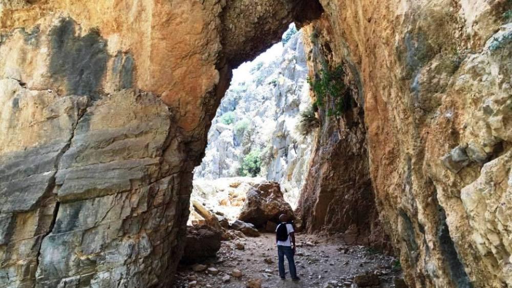 "Explore Sfakia with the family, the ""wild west"" of Crete"
