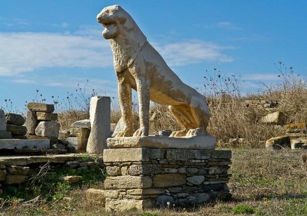 Customized Mythology Tours in Santorini, Mykonos, and Crete