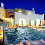 cosy family summer house in Mykonos island Delos view two Agios Stefanos traditional village Cyclades kids love greece villas