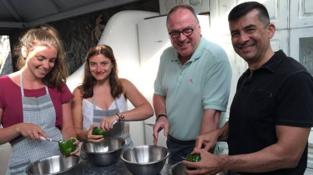 Family Cooking Class in Mykonos – Create Traditional Family Greek Dishes