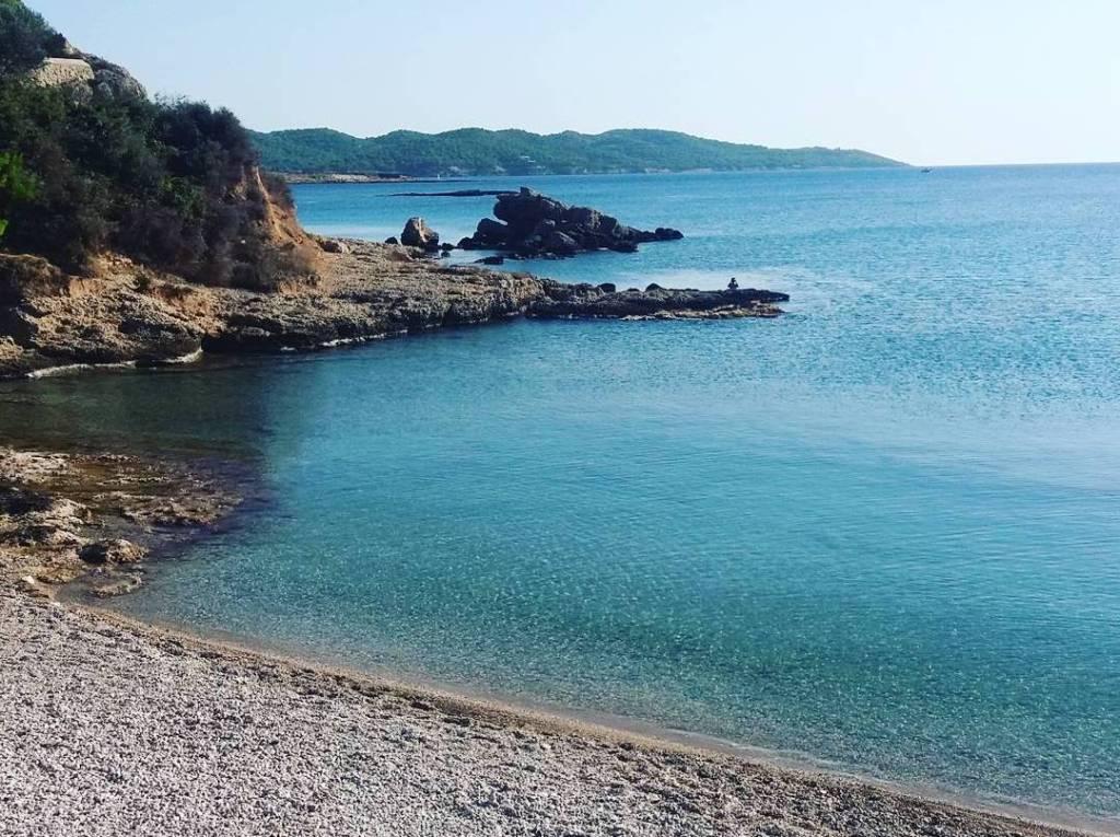 Aghia Marina beach Spetses