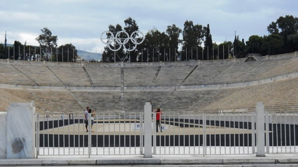 The Olympic Games Workout – Family Olympics Activity in Athens