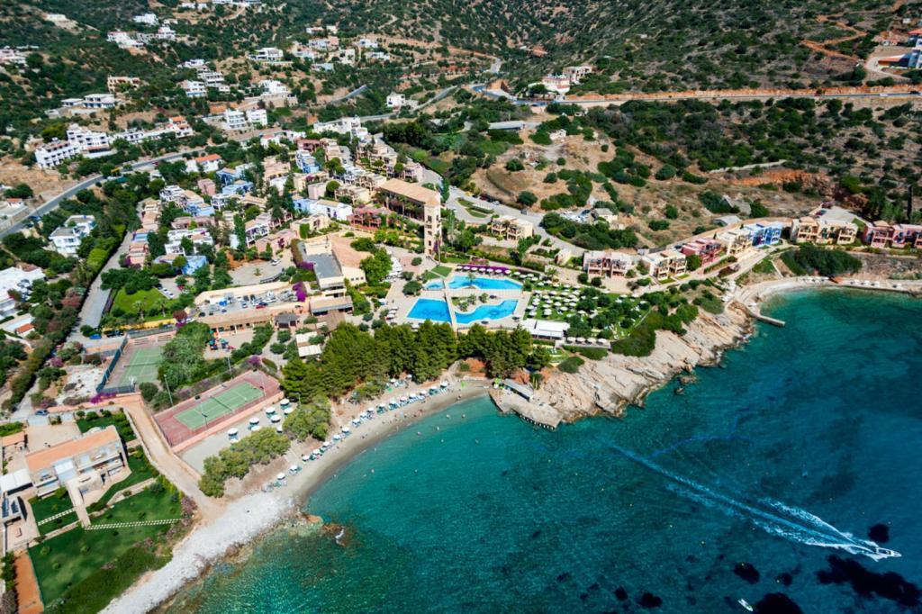 Candia Park village Ag.Nikolaos
