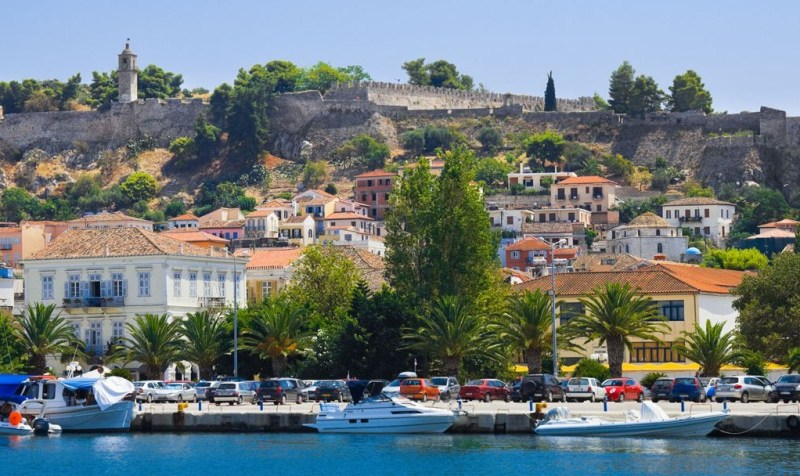 Nafplio for families