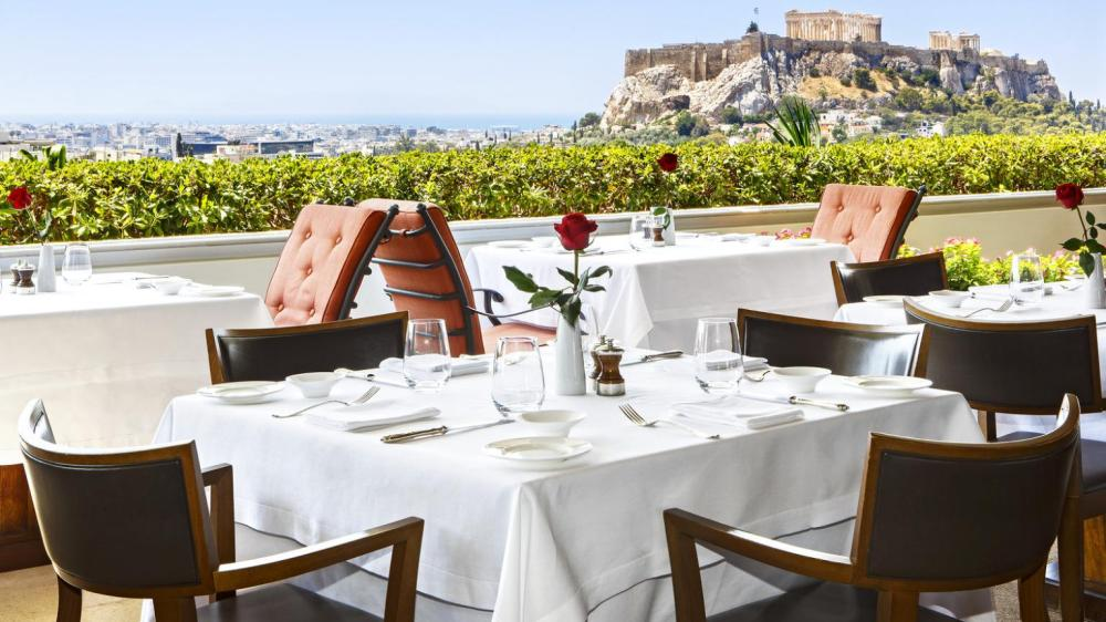 The Grande Bretagne Hotel in Athens – 5 Star Family Accommodation