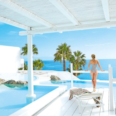 The Mykonos Blu Grecotel Exclusive Resort