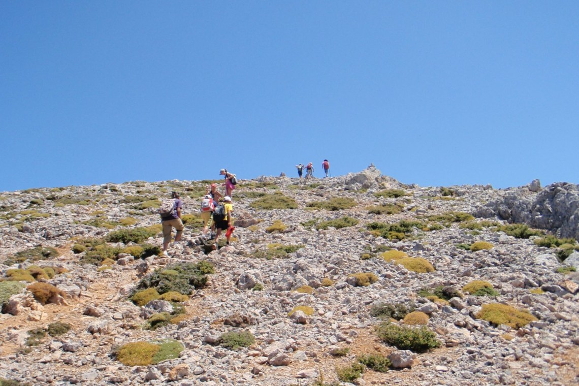 outdoor activities kids love greece family hiking adventure Psiloritis mountain Crete