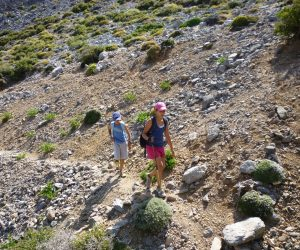 A Family Hiking Adventure On The Highest Mountain in Crete