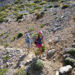 Crete family hiking adventure outdoor activities Psiloritis mountain kids love greece