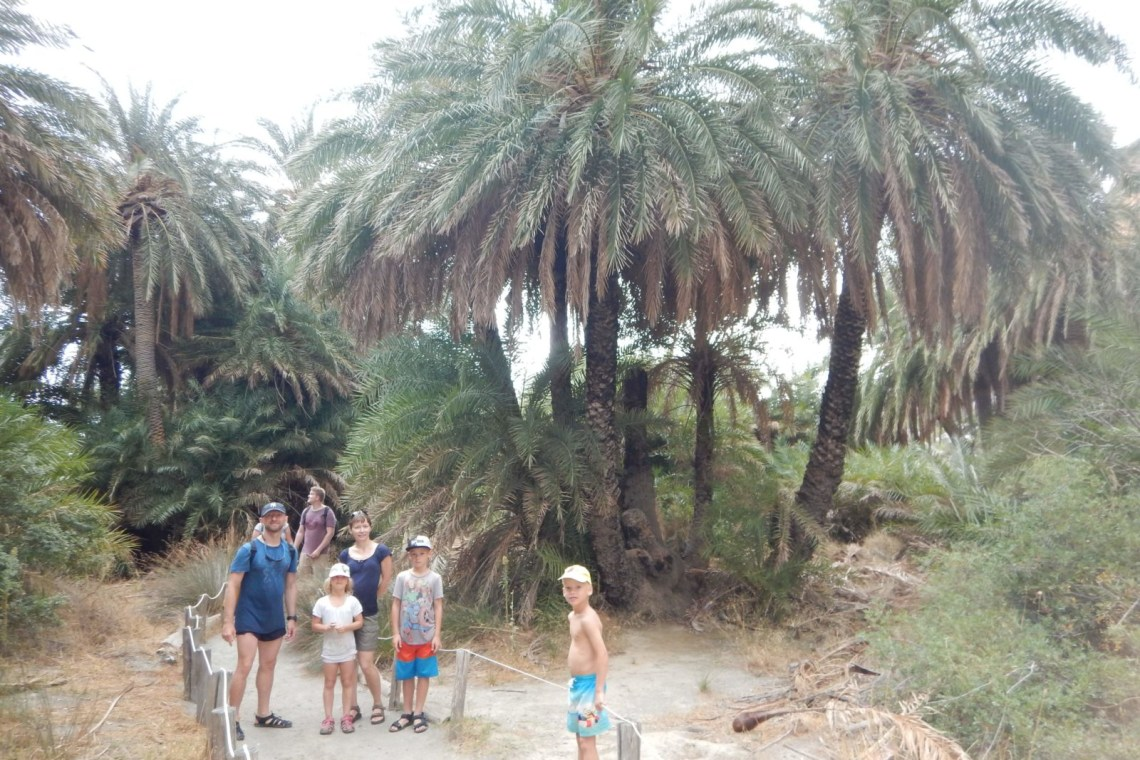Rethymno activities river trekking outdoor family adventure kids love greece Crete