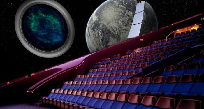 The Planetarium in Athens