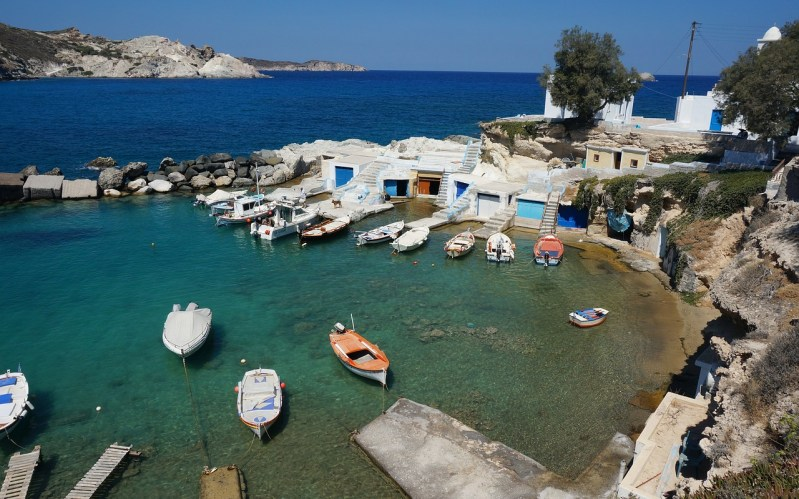Things to do in Milos for families