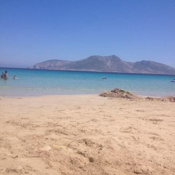 Koufonisi travel with kids in Greece Kids Love Greece