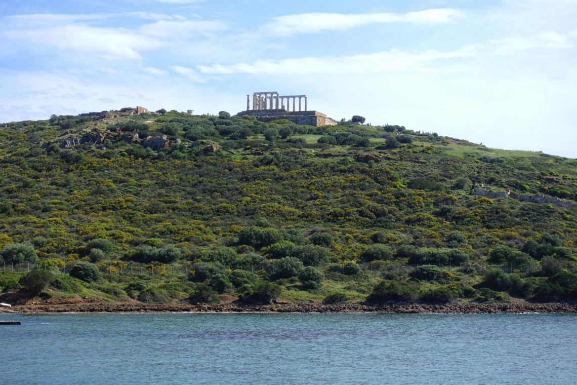 temple poseidon sounio