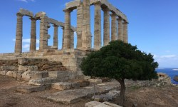 Percy Jackson Small Group Tour of the Temple of Poseidon at Sounion