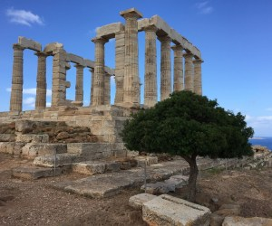 Percy Jackson Tour of Cape Sounion and the Temple of Poseidon from Athens