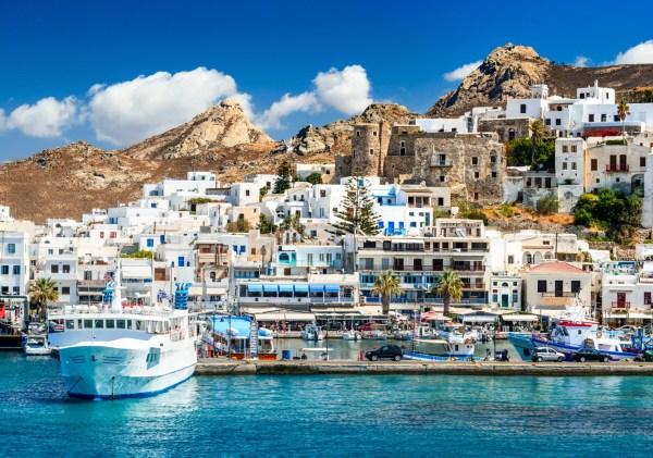 Naxos Tailor Made Exploring