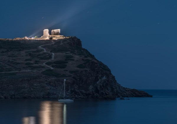 SMALL GROUP – Percy Jackson Tour of the Temple of Poseidon at Sounion
