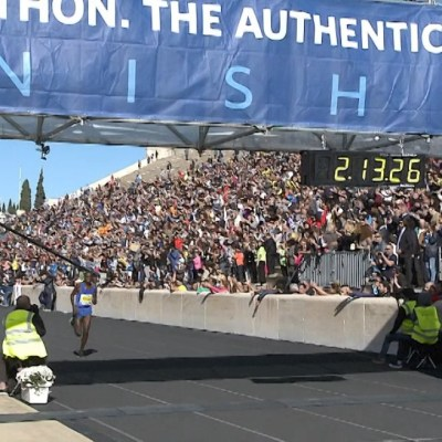 Athens Marathon 2018 – November 11th Race and Travel Information