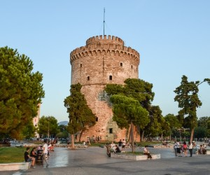 Thessaloniki's Coastline: Natural Glamour