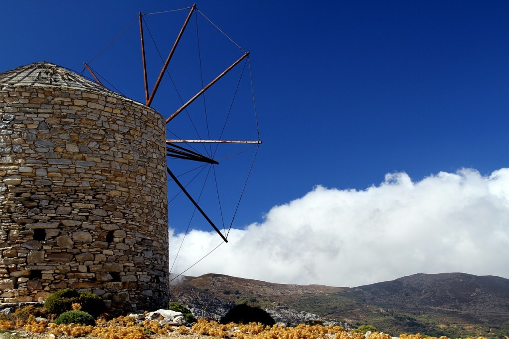 The Windmills of Naxos