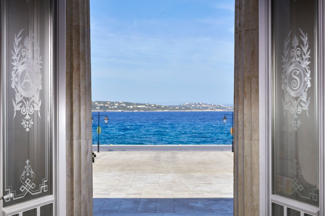 Poseidonion Grand hotel Spetses luxury 7