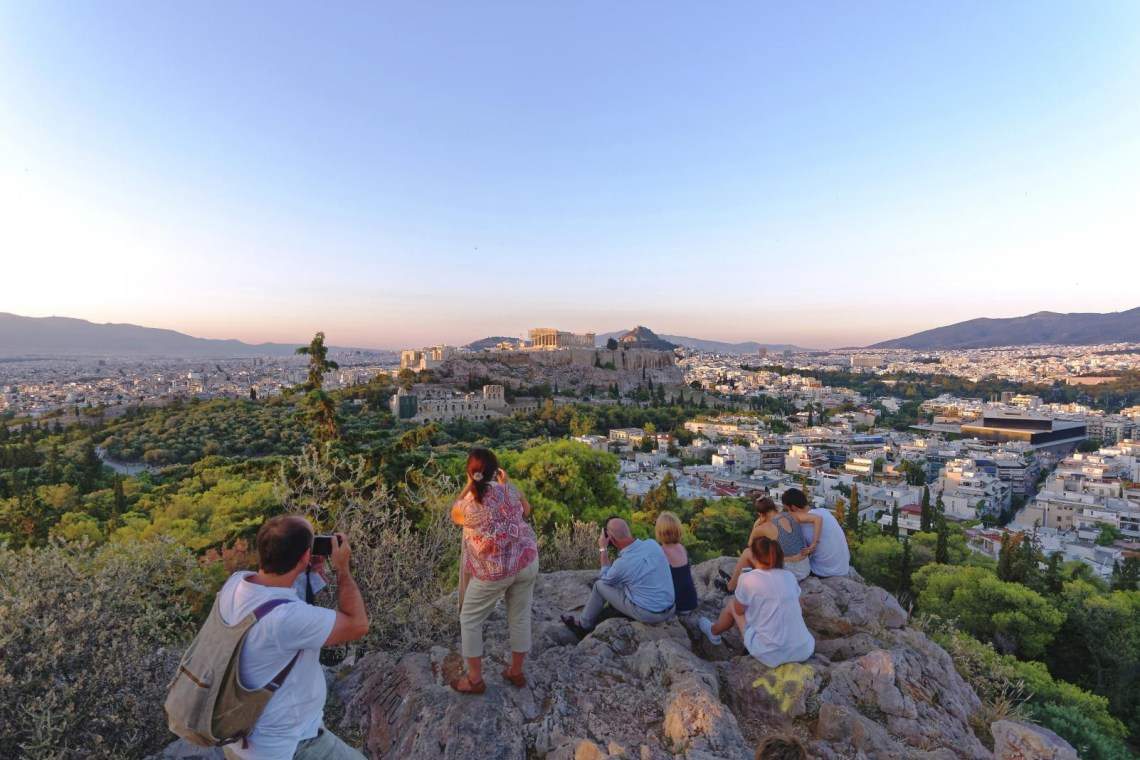 photos adventure in Athens KidsLoveGreece.com