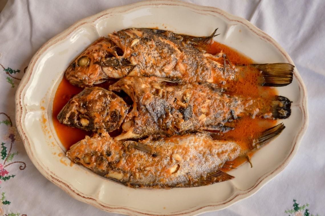 Corfiot fish SH