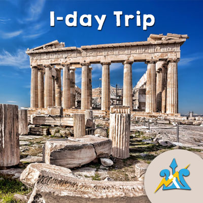 Percy Jackson Mythology for Families 1-day Trip