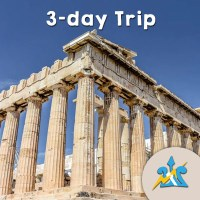 Private Percy Jackson Mythology for Families 3-day Trip