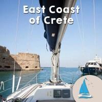 Family Sailing Adventure:  East Coast of Crete