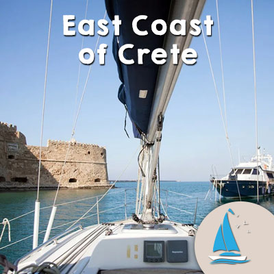 Family Sailing Adventure:  East Coast of Crete