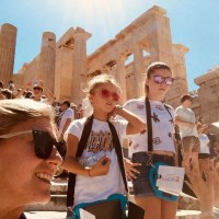 Private Family Guided Acropolis Tour