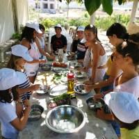Cooking Class in a Farm in East Crete