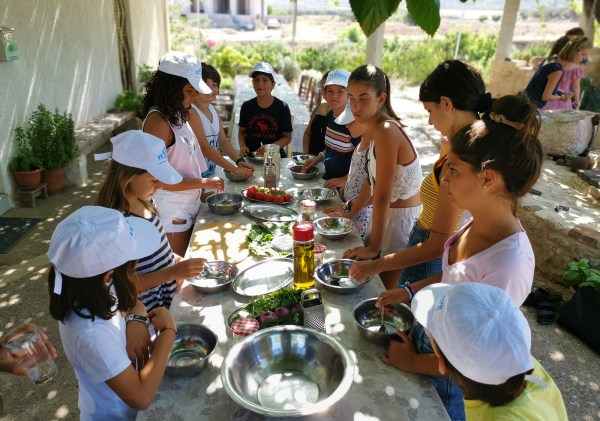 Cooking Class in a Farm in East Crete