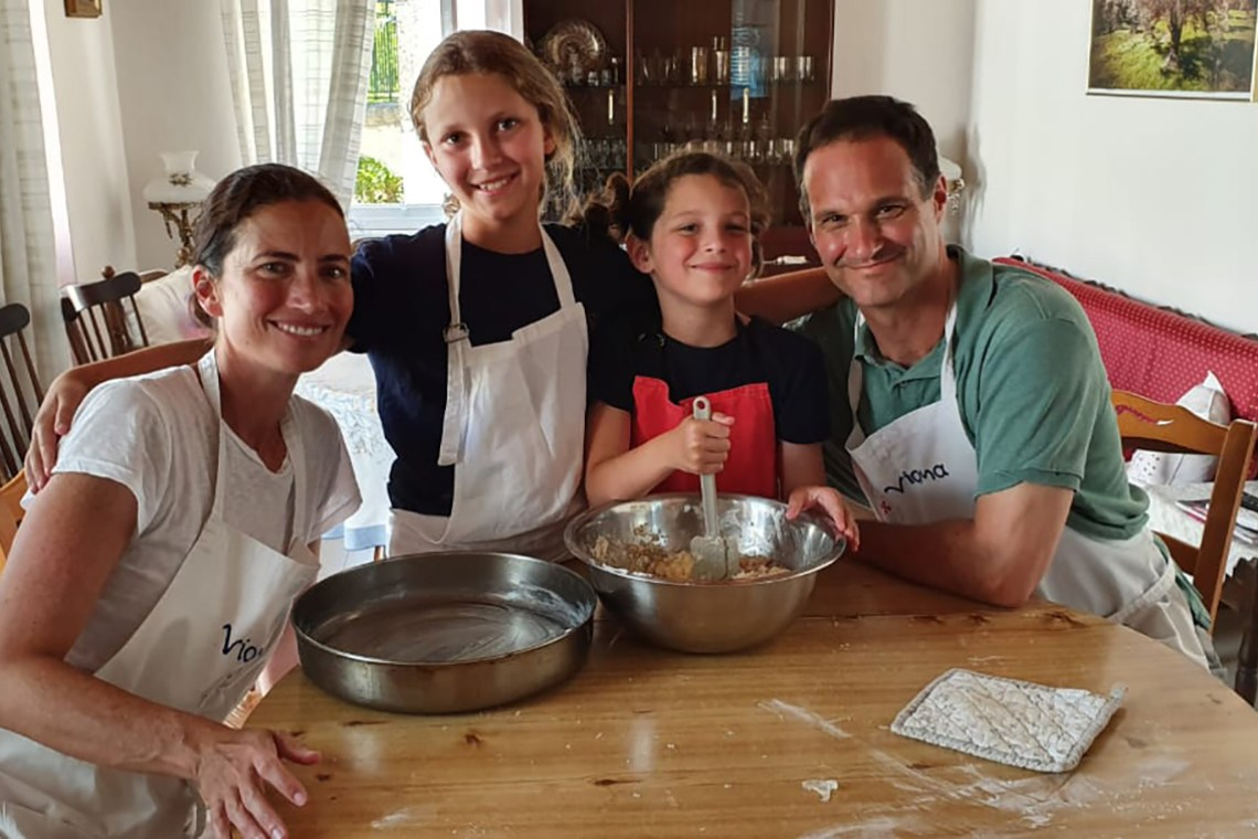 Naxos Kids Cooking Class for Kids Love Greece