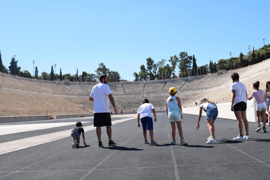 Olympic Games Workout for families athens (12)