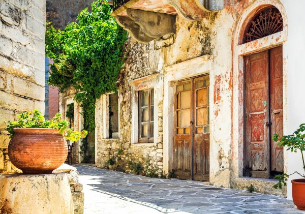 Naxos Panoramio Family Experience: Half Day and Full Day