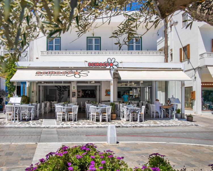 Best Places to Eat with your Family in Naxos