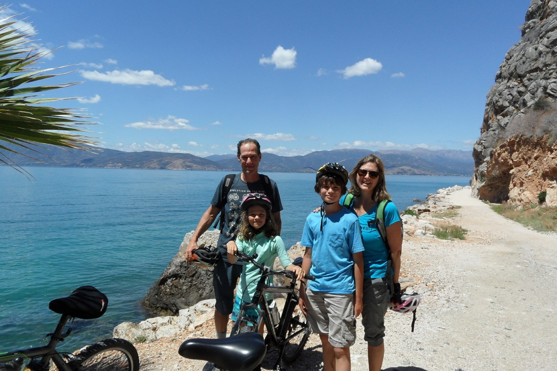 Biking Tour in Nafplion