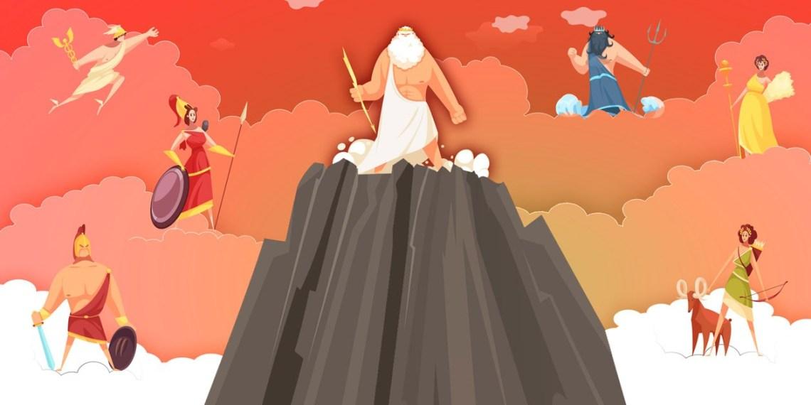 Greek Mythology Online Camp for Kids